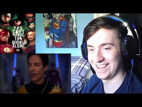 The Flash Season 5 Episode 22 'Legacy' Reaction