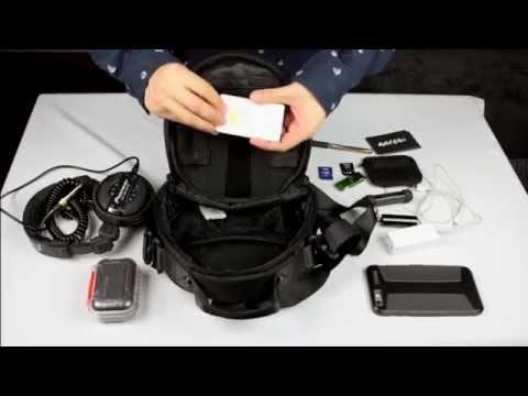 UDG Ultimate Digi Headphone Bag Review
