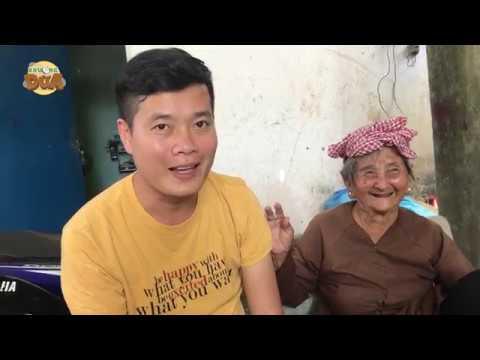 Lâu nay Khương Dừa mua hàng trăm vé số của bà ngoại 91 tuổi là để...bán lại???!!! - Thời lượng: 16 phút.