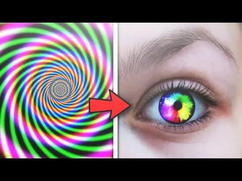 वीडियो देखने के बाद अपना नाम भूल जाओगे Top 10 Optical Illusion Analysed