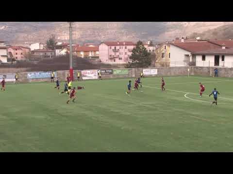 Campionato di Eccellenza 2018/19 Capistrello - Angolana 0-0