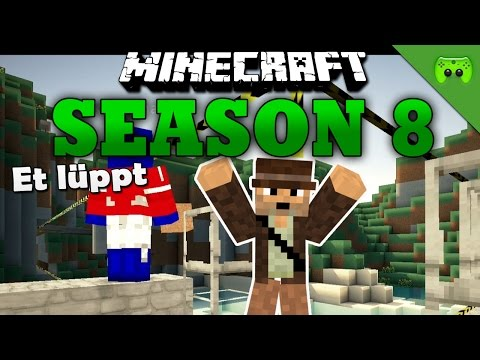 ET LÜPPT «» Minecraft Season 8 # 68 | Full HD