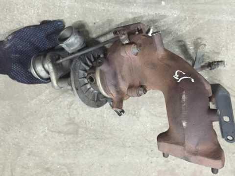 Турбина на киа бонго j3 фото