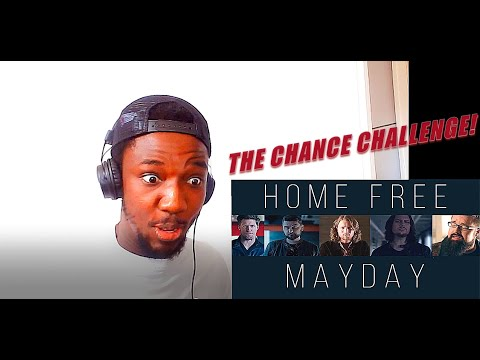 Cam - Mayday (Home Free Cover) | REACTION **CHANCE'S BASS**