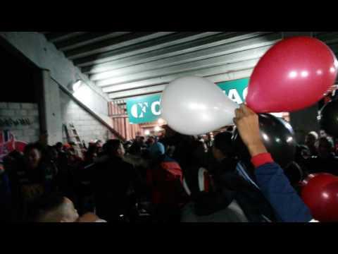 TREMENDA PREVIA 🔥🎺 Chacarita 4-1 Villa Dálmine - La Famosa Banda de San Martin - Chacarita Juniors