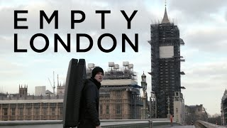 Climbing in a Deserted London by Andrew MacFarlane