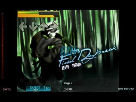 StepMania - The Final Daybreak - Kettu - AA (perfect Sightread)