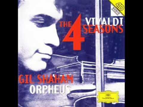 Vivaldi - Les Quatre Saisons - Le Printemps (Shaham)