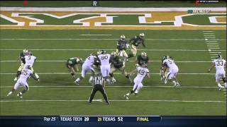 Robert Griffin III vs Missouri (2011)