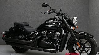 8. 2014  SUZUKI  C90 BOULEVARD 1500 BOSS - National Powersports Distributors