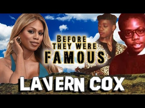LAVERNE COX - Before They Were Famous