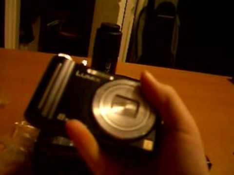Panasonic Lumix DMC ZR1