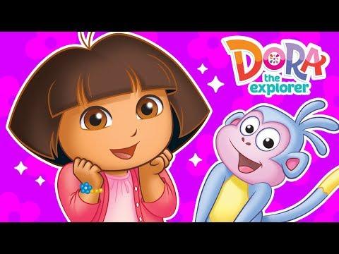 Dora the Explorer's TOP Adventure Countdown! ft. Isabela Moner  🧜♀️ | Dora and Friends | Nick Jr.