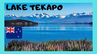 Lake Tekapo New Zealand  city photo : The beautiful Lake Tekapo, NEW ZEALAND (South Island)