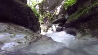 La canyon du Furon (Vercors)
