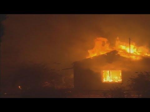 Τουλάχιστον 50 οι νεκροί από τις πυρκαγιές στην Ανατολική Αττική