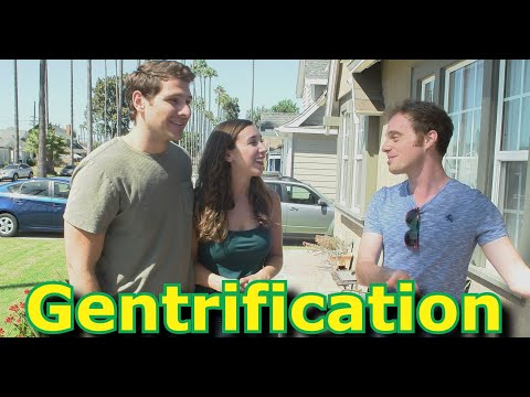 Gentrification 😂COMEDY😂 (David Spates)