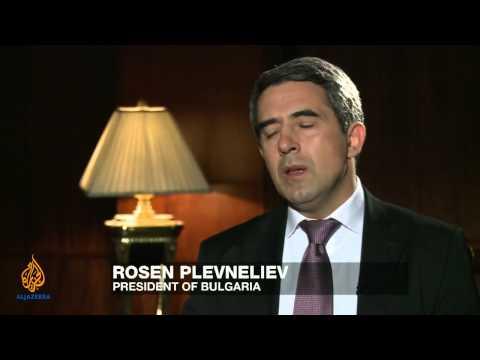 Talk to Al Jazeera - Rosen Plevneliev: 'We will find a solution'