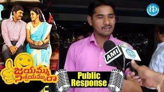 Jayammu Nischayammu Raa Telugu Movie Public Response