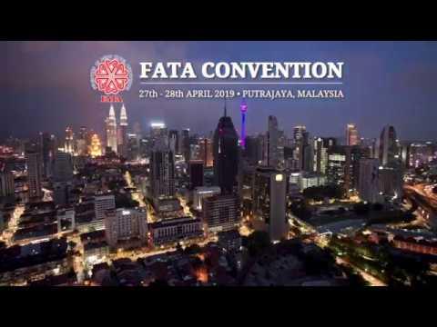 FATA Convention 2019 in Kuala Lumpur, Malaysia