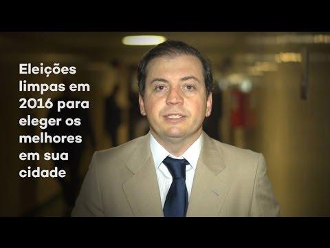 Rodrigo de Castro: eleição limpa para escolher os melhores