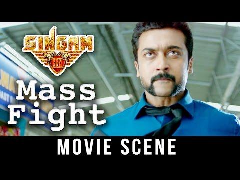 Video Singam 3 - Best Fight Scene | Suriya |  Anushka Shetty |  Shruti Haasan download in MP3, 3GP, MP4, WEBM, AVI, FLV January 2017
