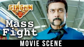 Nonton Singam 3 - Best Fight Scene | Suriya |  Anushka Shetty |  Shruti Haasan Film Subtitle Indonesia Streaming Movie Download
