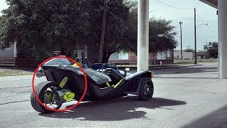 4. WATCH NOW !!! 2018 Polaris Slingshot SLR LE Is A Massive Upgrade