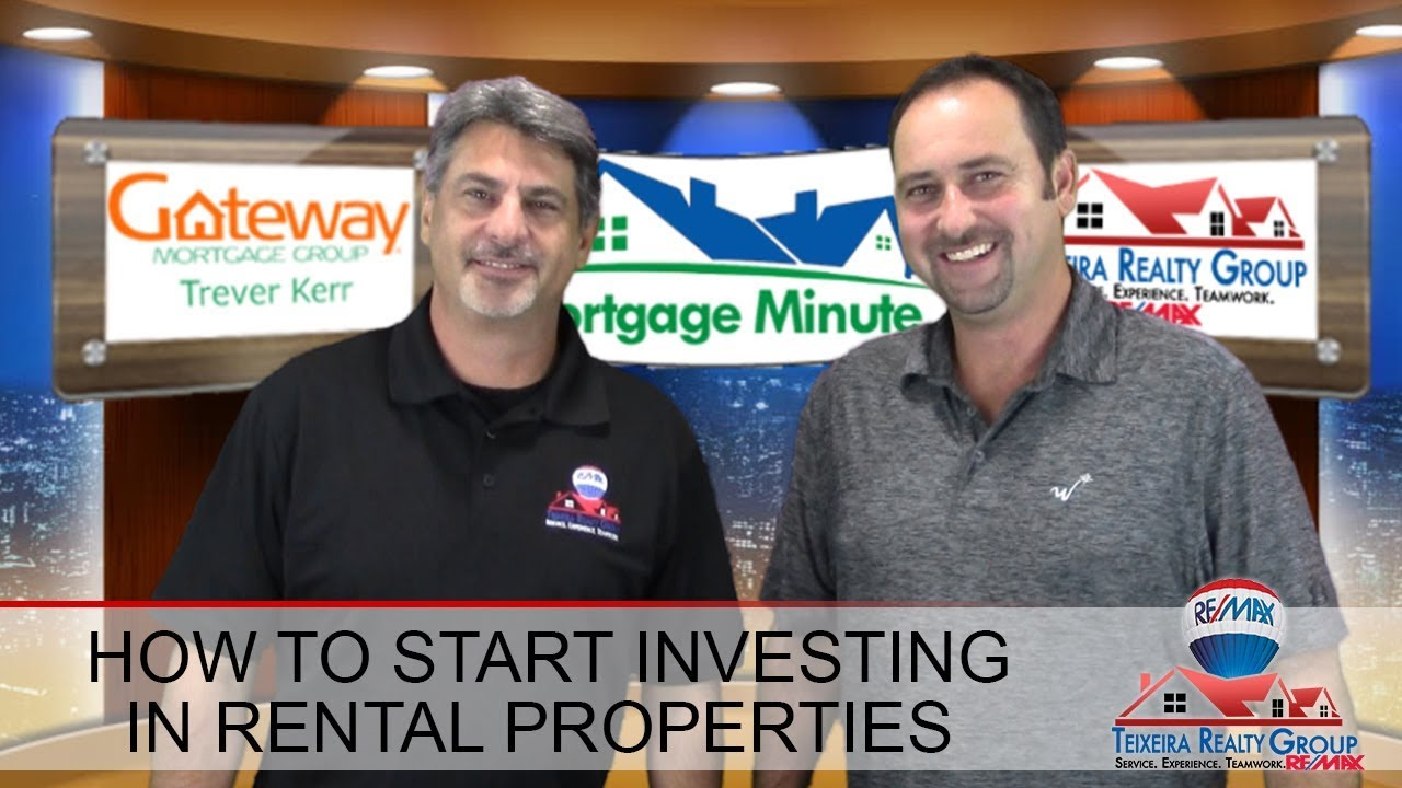The Mortgage Minute: Financing Rental Properties