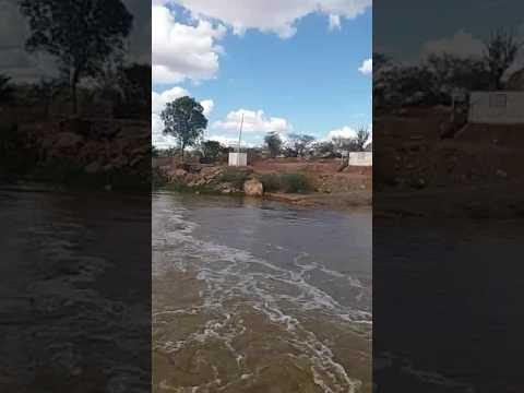 Águas avançam e já estão a 30 km do açude de Boqueirão