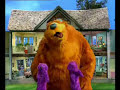 watch the titles for Bear in the Big Blue House