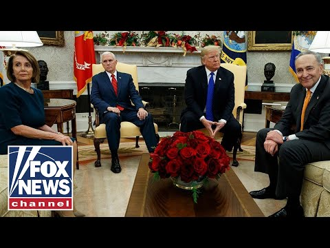 'The Five' react to Trump's heated Oval Office meeting