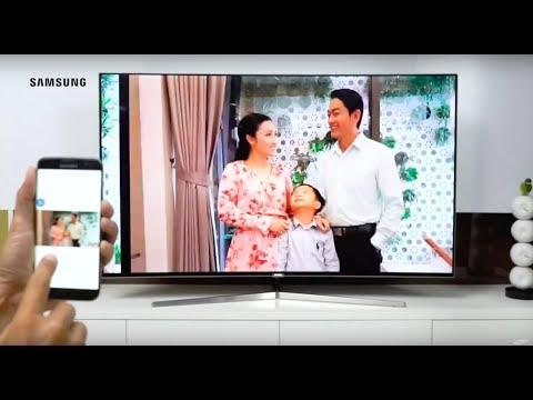 Lên đời TV, sẻ chia dễ dàng   Samsung TV
