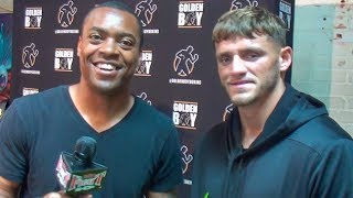 Subscribe for updates - http://goo.gl/meA2GB Joe Smith: I'm Gonna Do What Andre Ward Couldn't, KNOCKOUT Sullivan Barrera!! radio rahim. Joe Smith: I'm Gonna ...
