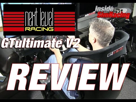 Next Level GTultimate V2 Sim Racing Chassis Review