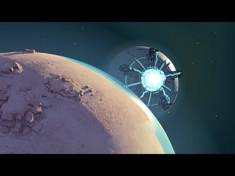 трейлер Planetary Annihilation