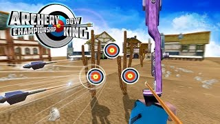 With Archery Champion Bow King Sports 3D Game you'll be a more robust sport shooter during this sport game to point out your sport skills. Begin shooting these days by enjoying in sport Club during this impressive sport center Olympic game and knowledge real archer action! Most are welcome to play and begin your own sport shooting with ultra-realism pleasure!Google Play link: https://play.google.com/store/apps/details?id=com.horizongames.real.archery.champion.king.sport.google.bow==========================================► SUBSCRIBE HERE:- https://goo.gl/dkAxut===========================================► FOLLOW ME ON TWITTER:- goo.gl/edgv25► LIKE US ON FACEBOOK:- goo.gl/IPs2wI► CONNECT US ON GOOGLE+:- goo.gl/MuKW3B============================================Archery Champion Bow King Sports 3D Gameplay may be a 3D mobile bow shooting game that has superb 3D shooting sport vary graphics, animations and it's thus realistic with motion picture or film like locations/stages. Causes you to want you're truly within the sports games of archer shooter. Real sport Shooting delivers ultra-realistic archer sport expertise that options beautiful 3D graphics like archer war games, superb animations like sport club and straightforward controls like sport center. Shoot arrows at targets usually set at numerous distance to finish levels and stages to earn coins rewarded arrows during this sport game of Olympic Games.Prepare for the extraordinary challenges from Real sport shooting. Take a breath, aim the target, shoot the arrow and hit the bull's eye currently for realism pleasure! In Real sport Shooting you'll continually face new challenges in sport vary. Clear stages to extend your skills and obtain access to new locations, wherever you'll vie against the most effective of the best! The aim of the sport is shooting your arrows at the targets. There are a spread of levels with totally different options and shooting challenges in Archery Champion Bow King Sports 3D.Archery Champion