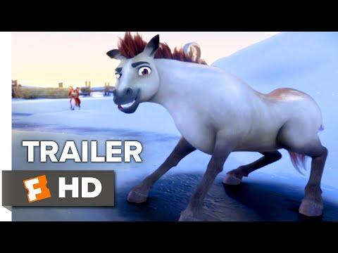 Elliot the Littlest Reindeer Trailer #1 (2018) | Fandango Family