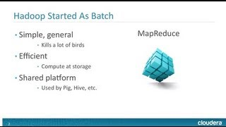 The Evolution Of The Apache Hadoop Ecosystem  | Cloudera