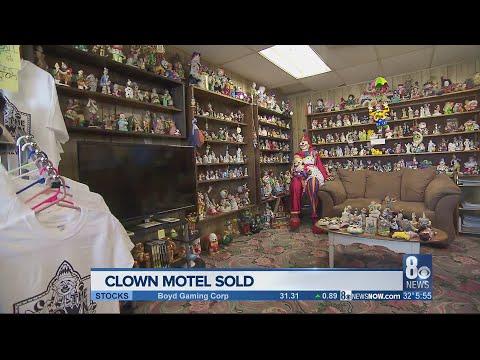 Clown Motel SOLD