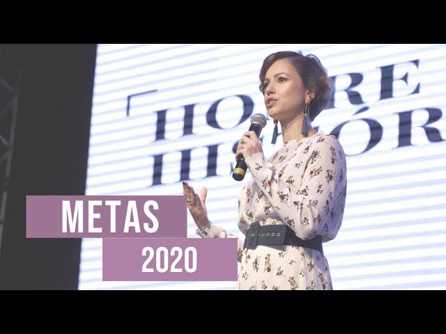 METAS DE 2020 | TIRANDO PROJETOS DO PAPEL por Juliana Goes - Juliana Goes