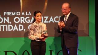 """Gala Premios Solidarios ONCE Andalucía 2016 a la Persona """"José Galán"""""""