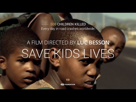 Luc Besson And FIA Have Made A Nail Biting Child Road Safety Film