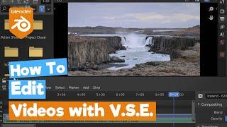 editando vídeo no blender parte 1