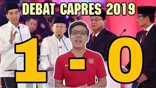 Video DEBAT CAPRES PERDANA , PRABOWO KALAH, JOKOWI MENANG ? MP3, 3GP, MP4, WEBM, AVI, FLV Januari 2019