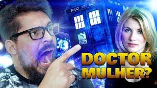 Neste domingo foi anunciada quem será a pessoa que encarnará a próximo regeneração e será A 13ª doctor. Sabemos que...