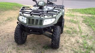 10. 2006 Arctic Cat 500 4x4