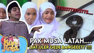 Download Video Butet dan Para Santri Wanita Tiba Tiba Panik Saat Lihat Ular  - Kun Anta Eps 59 MP3 3GP MP4