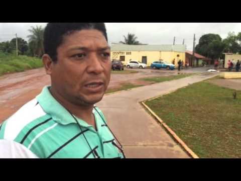 RÁDIO CAÇULA E TL NOTÍCIAS - HOMICÍDIO EM TRÊS LAGOAS PARTE 1