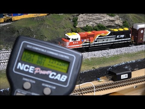 Review: NCE Power Cab DCC Starter Set
